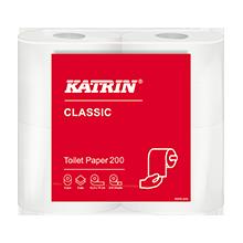 Туалетная бумага Katrin Classic Toilet 200