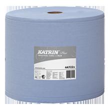 Бумажный протирочный материал Katrin Plus L2 Blue