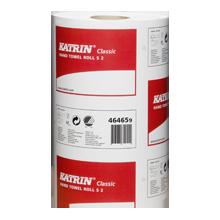 Бумажные полотенца в рулонах Katrin Classic S2